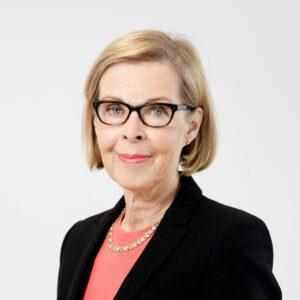 Governian hallituksen jäsen Riitta Laitasalo